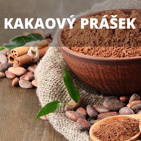 Arašídové máslo - Kakaový prášek