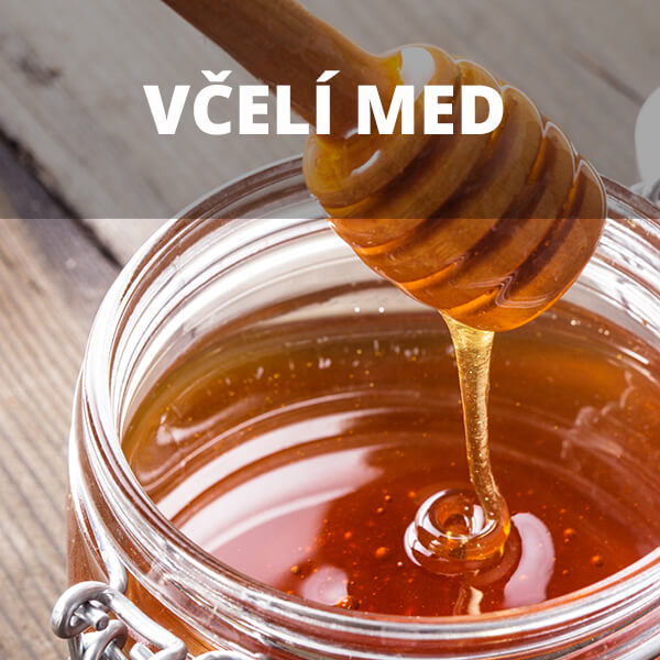 Ořechové máslo - Včelí med