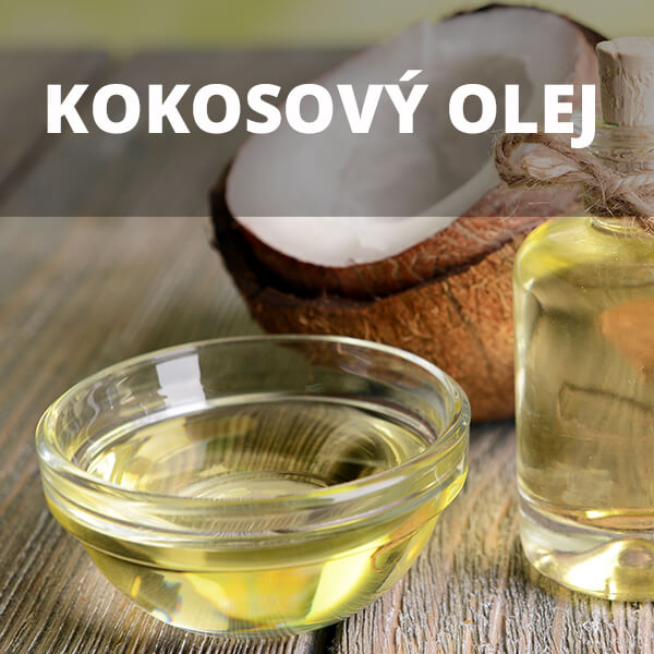 Ořechové máslo - Kokosový olej